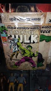 Coleção Histórica Marvel O Incrível Hulk 1