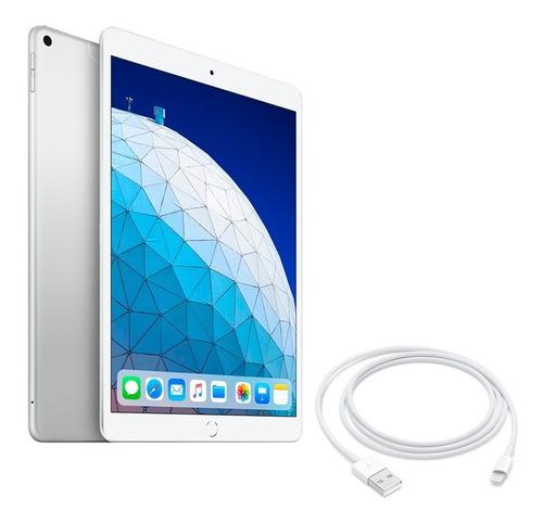 Combo: iPad Air 10,5'' 3ª 64gb + Cabo Lightning Para Usb