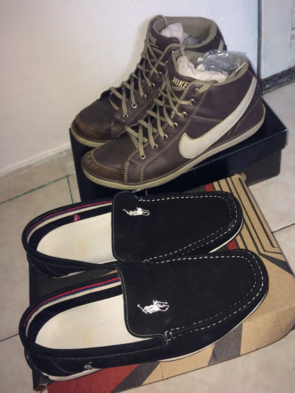 Dois Sapatos Masculindos 41/42