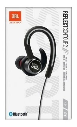 Novo Original Fone Jbl Reflect Contour 2 Bluetooth Garantia
