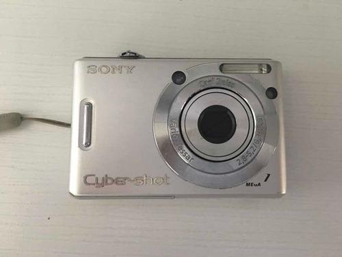 Câmera Sony Cyber-shot Dsc-w35