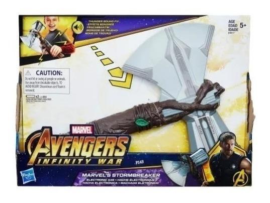 Hacha De Thor Stormbreaker Avengers Infinity War Nueva