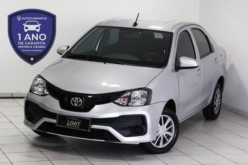 Imagem 1 de 15 de Toyota Etios 1.5 X Plus Sedan 16v