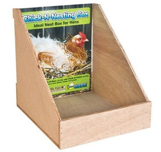 Ware Manufacturing Ware Chicknnesting Box