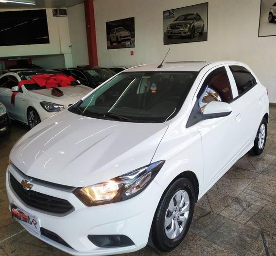 Gm Chevrolet Onix 1.0 Lt 2018 Com My-link