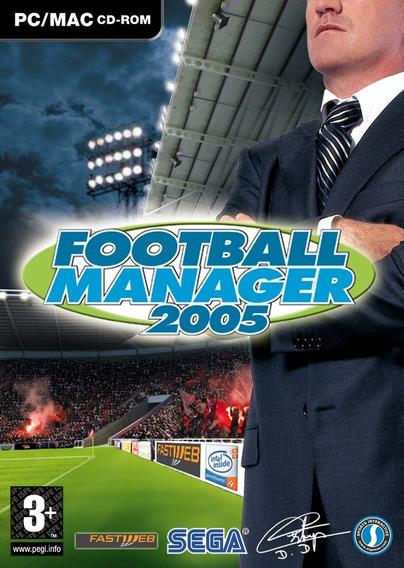 Football Manager 2005 Fm Pc Português