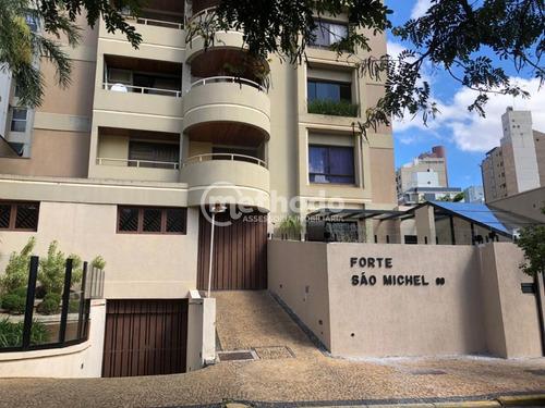 Apartamento  Em Local Nobre Do Cambuí.  Excelente Localização - Ap00905 - 68860343