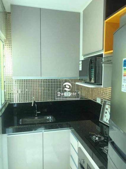 Sobrado Com 2 Dormitórios À Venda, 80 M² Por R$ 275.000,00 - Vila Príncipe De Gales - Santo André/sp - So1523
