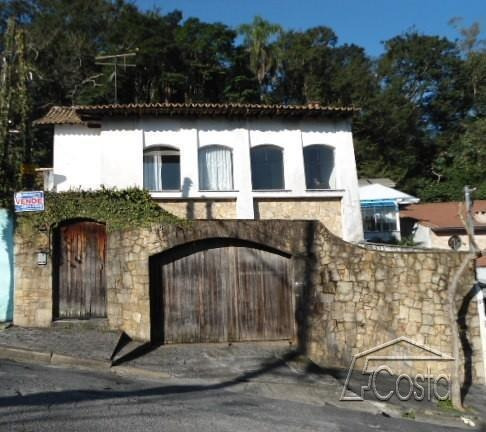 Casa - Horto Florestal - Ref: 349 - V-349