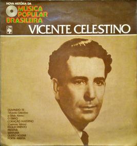 Vicente Celestino Lp Nova História Da Mpb 10876