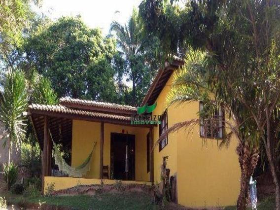 Casa Residencial À Venda, Acú Da Torre, Mata De São João - Ca0316. - Ca0316
