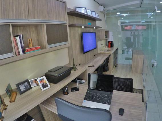 Sala Comercial Mobiliada No Pedra Branca Em Palhoça Sc