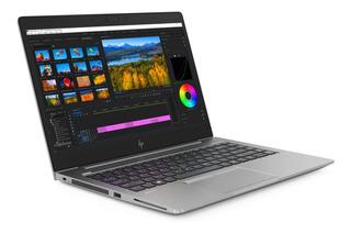 Hp Zbook Workstation G5 14u Intel I7 128 Ssd 16gb W10 Bt