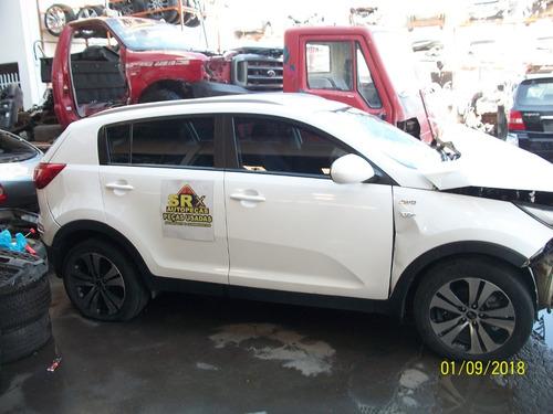 Sucata Kia Sportage Lx 2.0 16v 166cv 2013 Motor Cambio