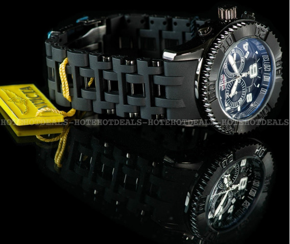 Invicta Combat Sea Spider Chronograp
