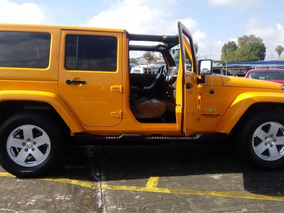 Jeep Wrangler X Sahara Unlimited 4x4 At 2012