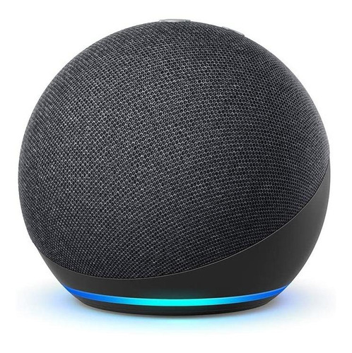 Amazon Echo Dot 4th Gen pantalla inteligente con Alexa 110V/240V charcoal