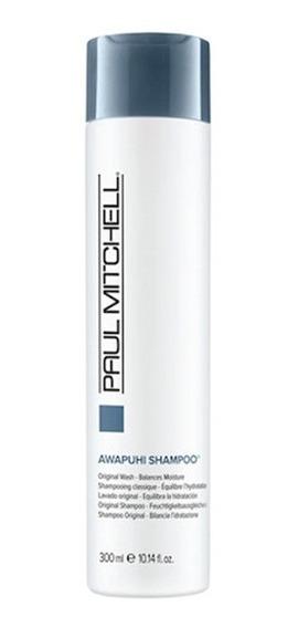 Shampoo Hidratante Cabelo Paul Mitchell Awapuhi 300ml