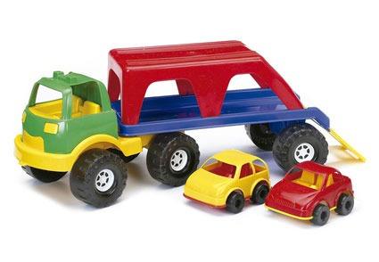 Transporte C 2 Autos C Caja A 311 Es Y Pick Ups 3115 Rondi