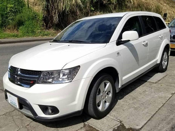 Dodge Journey Se 2.4 Aut. Modelo 2014 (869)