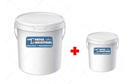 Pintura - Fondo Epoxi 4 + 1 Lts - Ynter Industrial