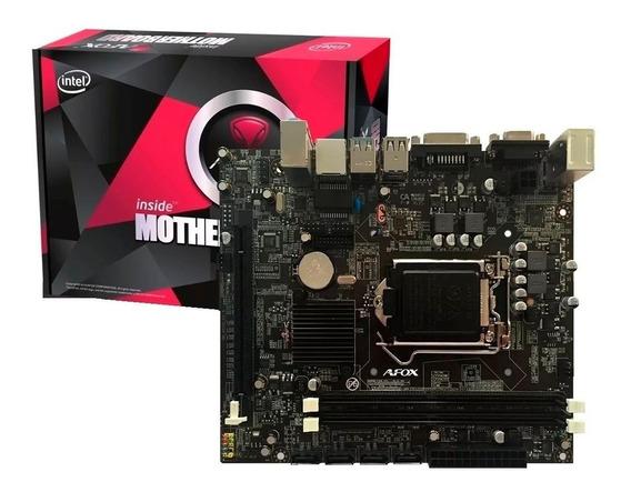 Kit Upgrade Gamer Intel I3 Lga 1156 / Afox H55 / 4gb Ddr3