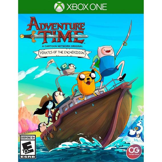 Adventure Time: Pirates Of The Enchiridion Xbox One Lacrado