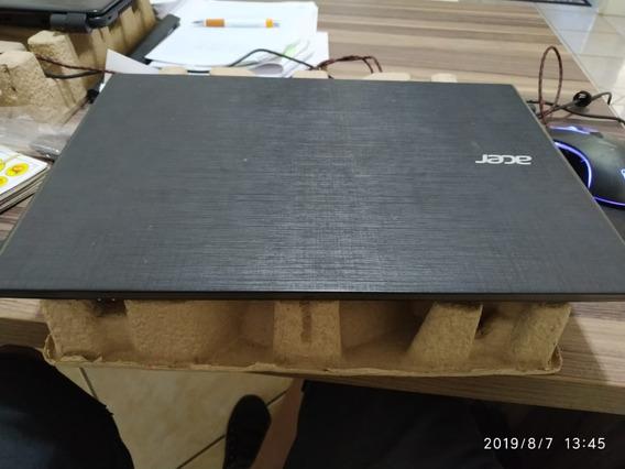 Notebook Acer Aspire E15 Tela 15 6 Gamer - Com Ssd 120gb