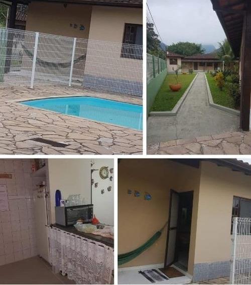 Casa Em Martim De Sá, Caraguatatuba/sp De 0m² 3 Quartos À Venda Por R$ 380.000,00 - Ca432628