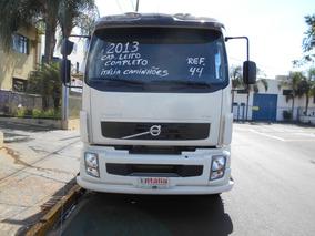 Volvo Vm 270 2013 6x2 Carroceria Único Dono Itália