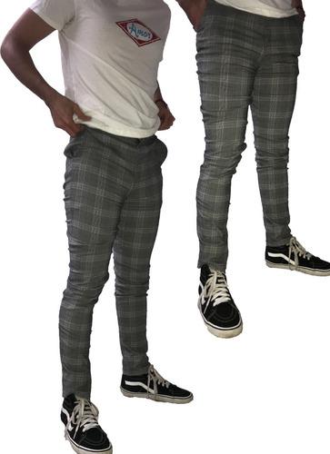 Pantalon De Cuadros Hombre O Mujer A Sobremedidas