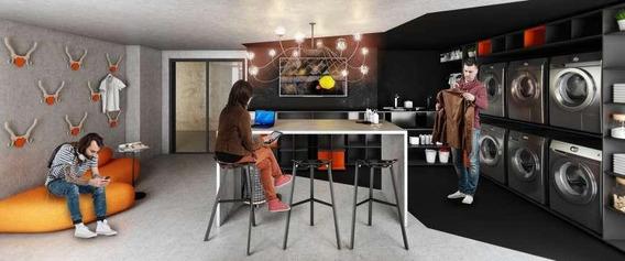 Apartamento Garden Com 1 Dormitório À Venda, 78 M² Por R$ 830.000,00 - Perdizes - São Paulo/sp - Gd0163