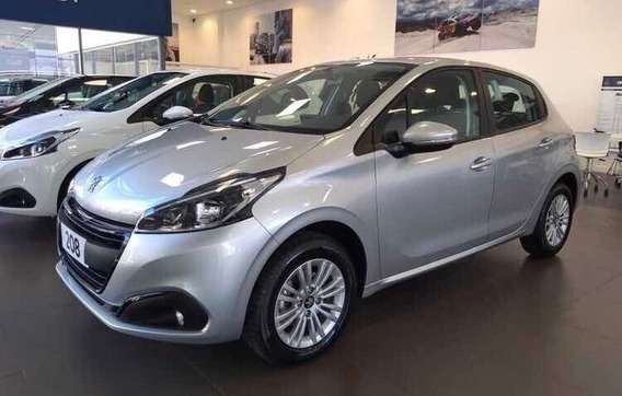 Peugeot 208 1.6 16v Active Pack Flex Aut. 5p 2020