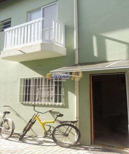 Sobrado De Condomínio  A 50 Metros Da Praia 229 Mil, Cod: 5646 - V5646