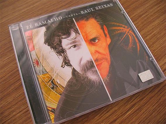 Cd Zé Ramalho - Zé Ramalho Canta Raul Seixas (2001)