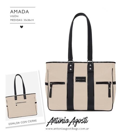 Cartera #amada - Antonia Agosti