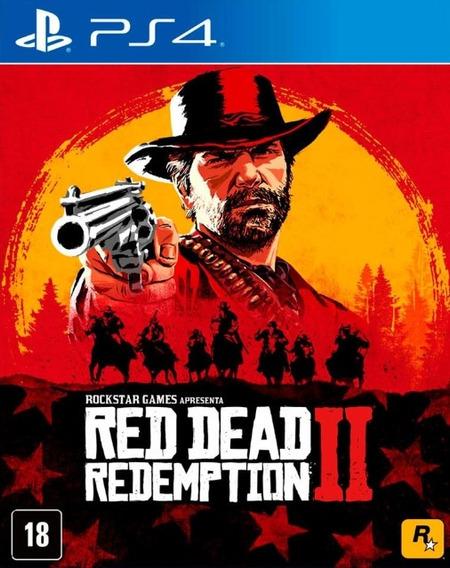 Red Dead Redemption 2 - Ps4 - Legendado