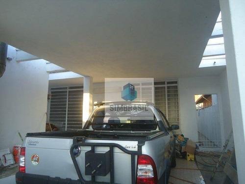 Imagem 1 de 17 de Casa  Jardim Do Trevo, Campinas. - Ca0011