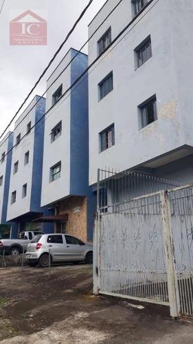 Apartamento Com 2 Dormitórios À Venda, 54 M² Por R$ 150.000,00 - Jardim Floresta - Vargem Grande Paulista/sp - Ap0407