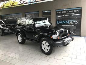 Jeep Wrangler Sahara 4x4 At 2012
