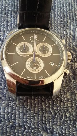 Relógio Calvin Klein Suíço R$ 800,00 (bulova,tissot,diesel)