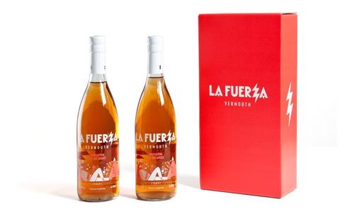 Imagen 1 de 5 de Caja De 2 Botellas La Fuerza Primavera