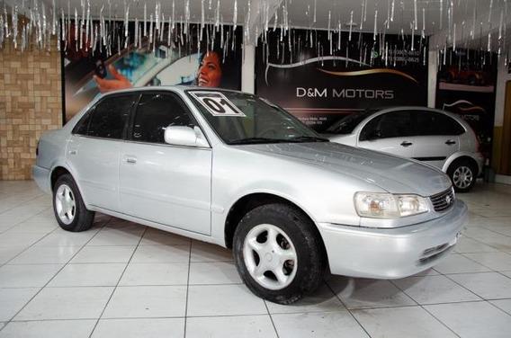 Toyota Corolla Sedan Xei 1.8 16v Gasolina Manual