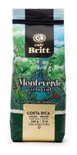 Café Britt Monte Verde Cielo Azul 100