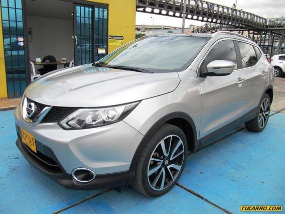 Nissan Qashqai New 4x4 Full Equipo