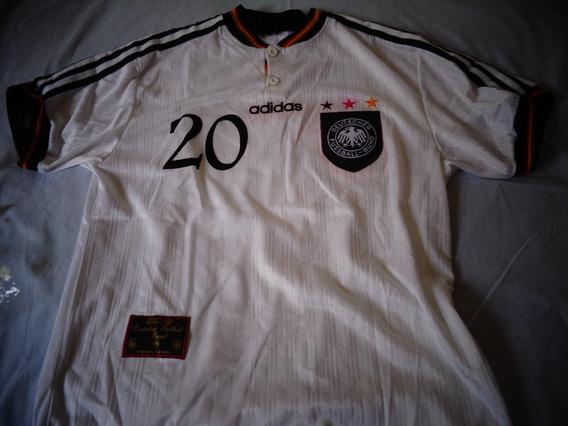 Camisa Bierhoff - Seleção Da Alemanha