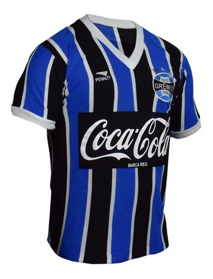 Camisa Retrô Grêmio 1988 * E N V I O - I M E D I A T O *
