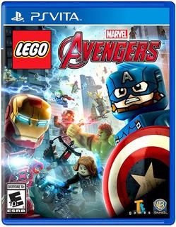 De Lego Marvel Avengers - Playstation Vita