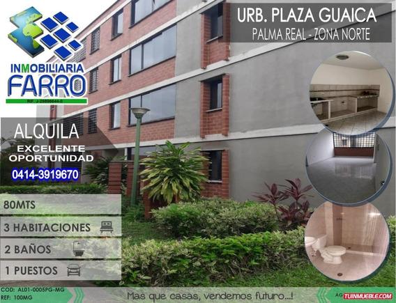 Alquiler De Apto En Palma Real Al01-0005pg-mg