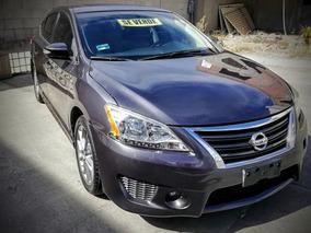 Nissan Sentra 1.8 Sr L4 Nav. Cvt 2013